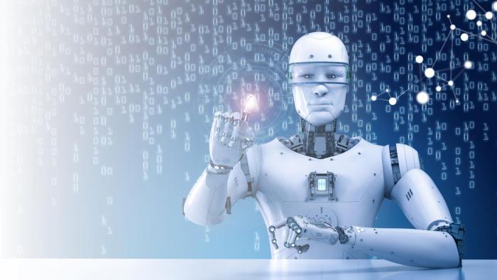 intelligence artificielle recrutement robot