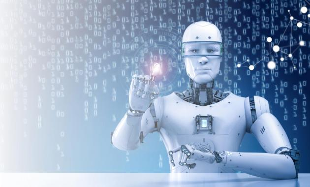 intelligence artificielle recrutement robot