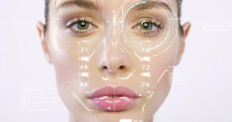 intelligence artificielle reconnaissance faciale visage ia