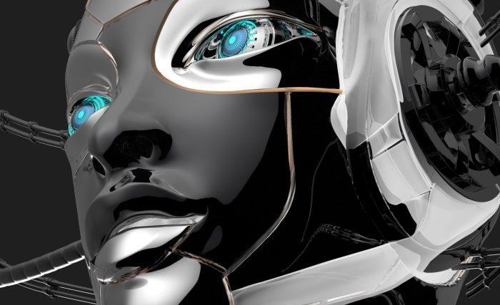 intelligence artificielle femme robot ia cyborg