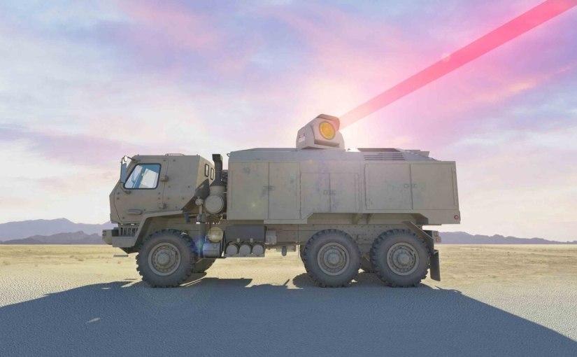 Une arme laser fera exploser des missiles nucléaires