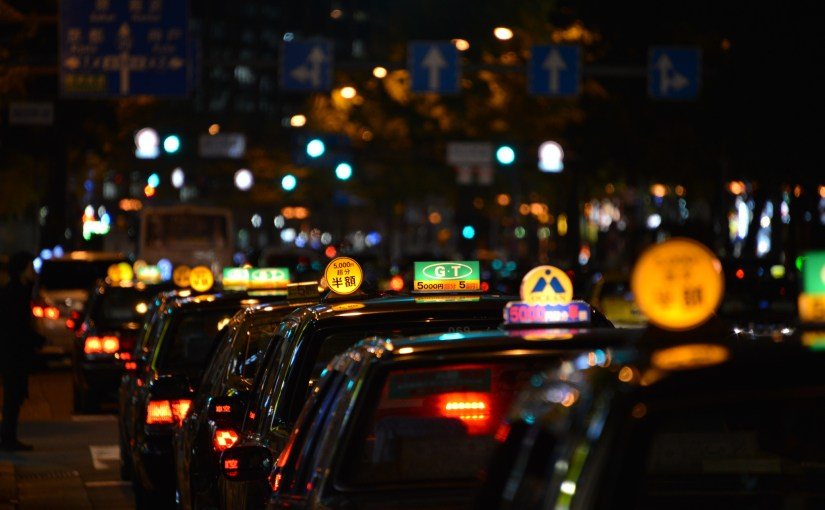 Les taxis japonais utilisent la reconnaissance faciale pour cibler les publicités