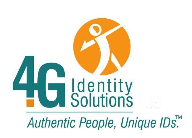 4G Identity Solutions logo