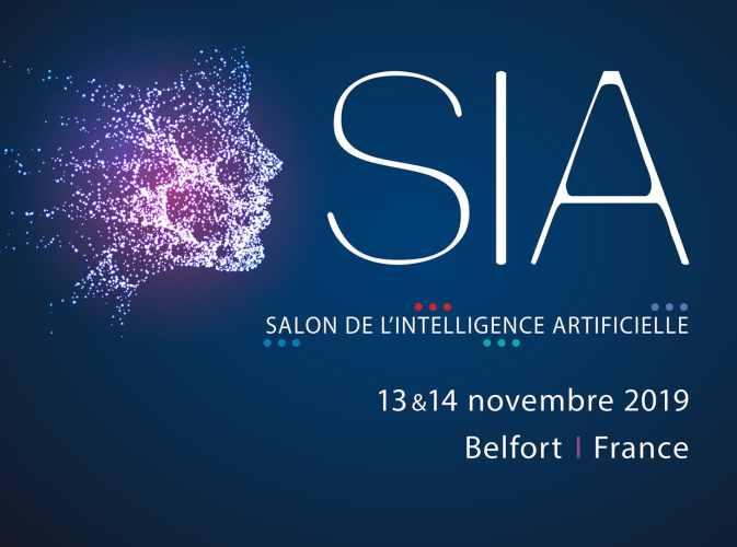 SIA 2019 – Salon de l'Intelligence Artificielle