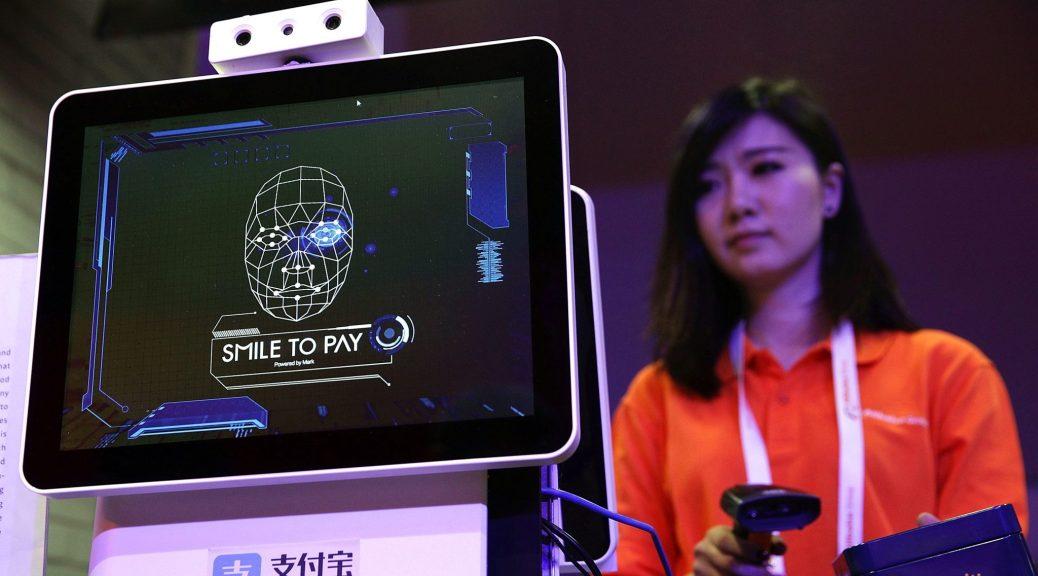 paiements par reconnaissance faciale chine