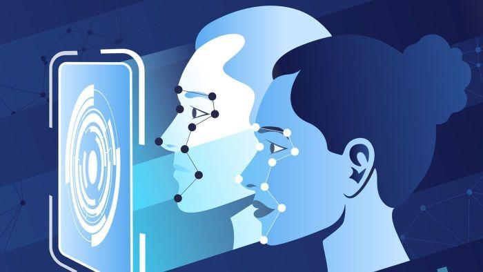 technologie reconnaissance faciale biométrie surveillance