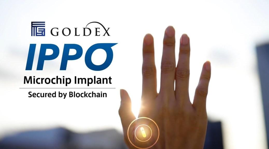 GOLDEX IPPO Microchip Implant puce