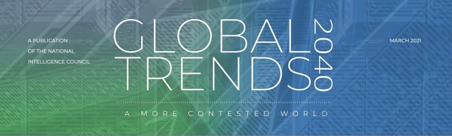 GLOBAL TRENDS 2040