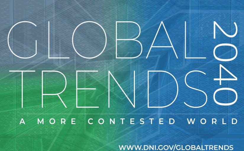 Global Trends : Les tendances mondiales 2040