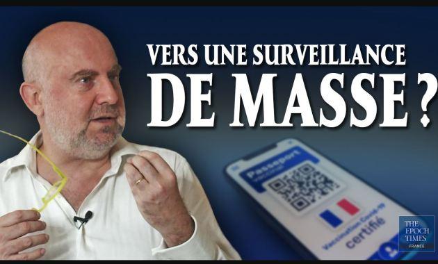 Surveillance de masse pass sanitaire Grand Reset
