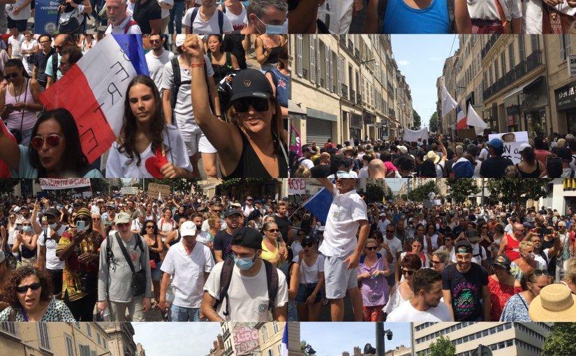 Tour de France des manifestations #manifs24juillet