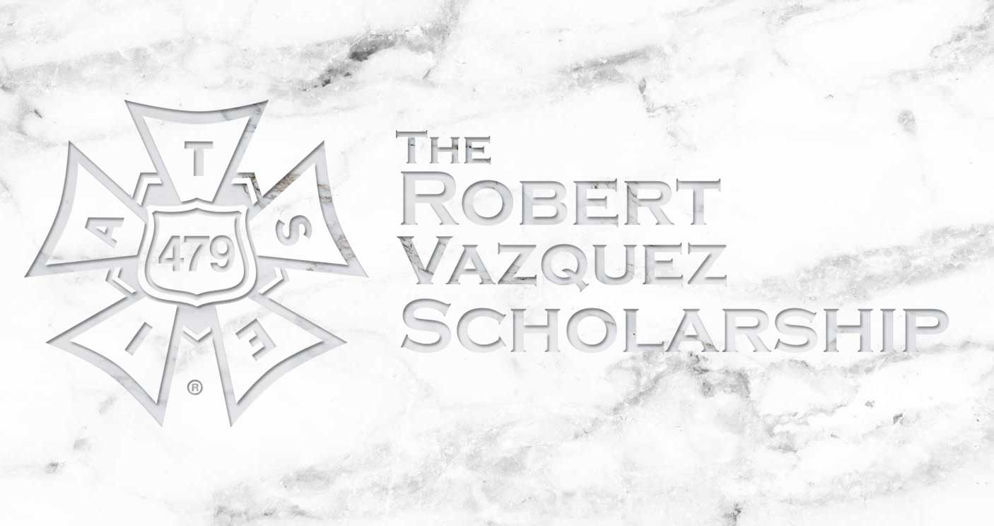 IATSE Local 479 » 2018 Robert Vazquez Scholarship