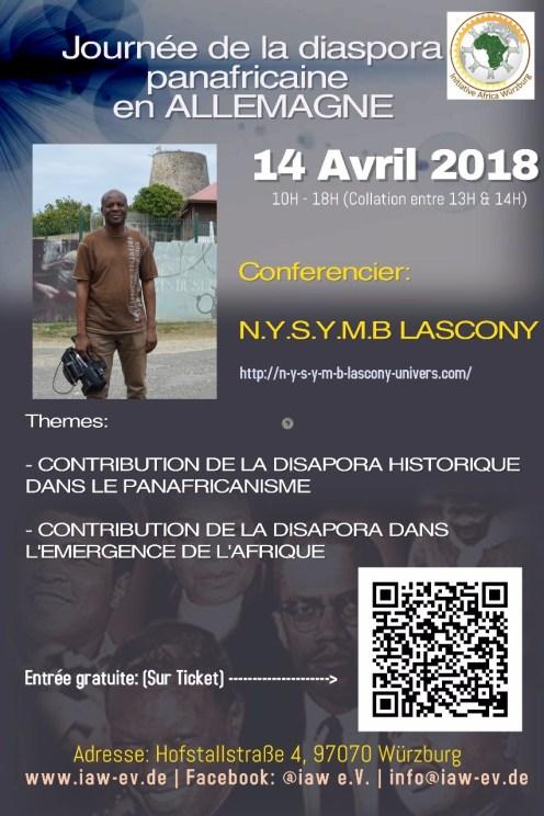 Journée de la diaspora africaine en allemagne