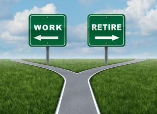 Work Or Retire