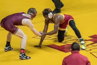 Photo by Iowa State Athletics