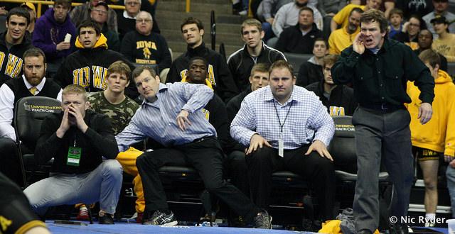 Iowa coaches