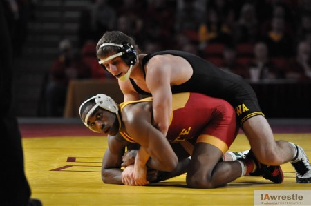Alex Meyer Hawkeyes
