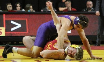 Bryce Steiert vs Logan Breitenbach
