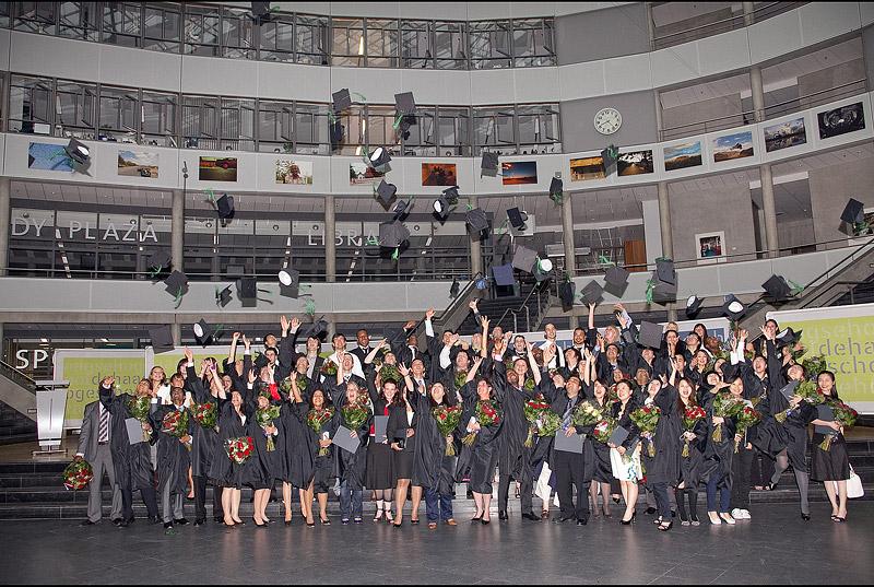 IB THUAS alumni 2008
