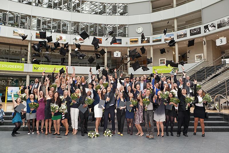 IB THUAS alumni 2011