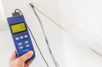 IB-Zauner Leckagensuche Thermoanemometer Blower Door Pruefung