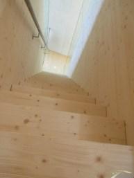 Kindergarten Dorfbeuern - Treppen