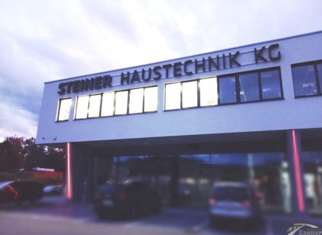 Steiner Haustechnik KG - Zentrale