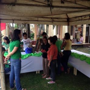 1st ibaan organic product mini trade fair ethel joy caiga mayor danny toreja ibaan agriculture 3
