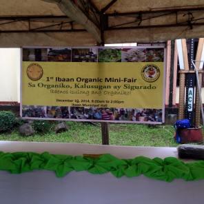 1st ibaan organic product mini trade fair ethel joy caiga mayor danny toreja ibaan agriculture 4