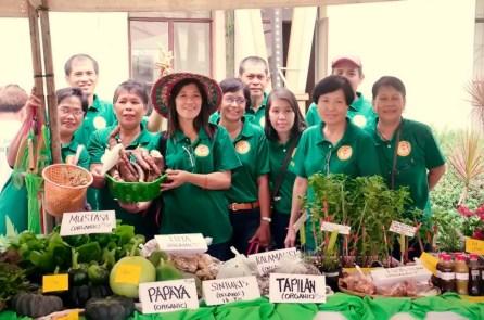 ibaan municipal agriculture office organic products mayor danny toreja ethel joy caiga salazar 1