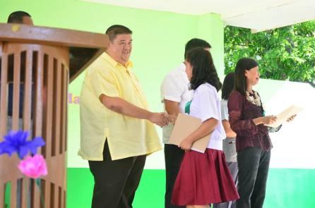 balanga elementary school graduation 2015 mayor danny toreja ibaan batangas 10