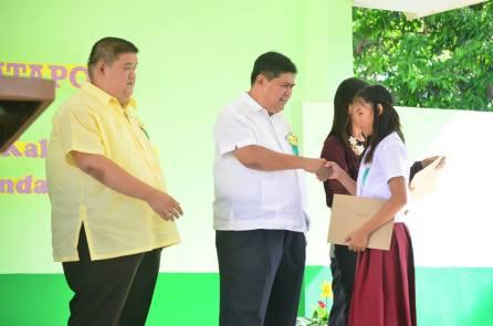 balanga elementary school graduation 2015 mayor danny toreja ibaan batangas 16