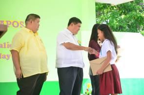 balanga elementary school graduation 2015 mayor danny toreja ibaan batangas 17