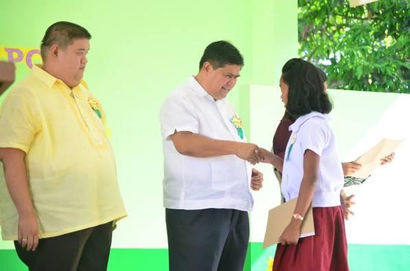 balanga elementary school graduation 2015 mayor danny toreja ibaan batangas 19