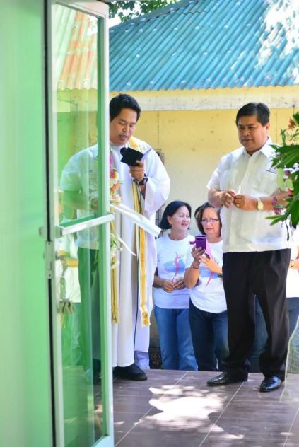 blessing of ibaan birthing home ibaan batangas mayor danny toreja agnes chua 12