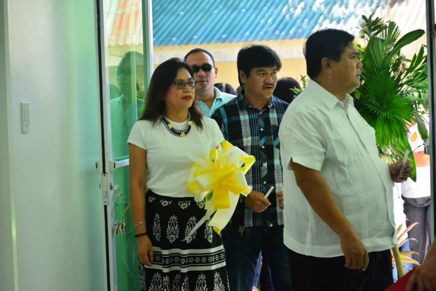 blessing of ibaan birthing home ibaan batangas mayor danny toreja agnes chua 14