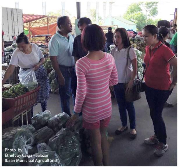 ibaan municipal agriculture ethel joy caiga salazar myla soriano mayor danny toreja ibaan batangas food center 11