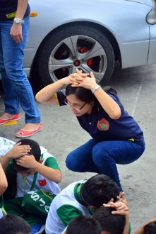 ibaan batangas saint james academy the big one earthquake drill mayor danny toreja iba ang ibaan 11
