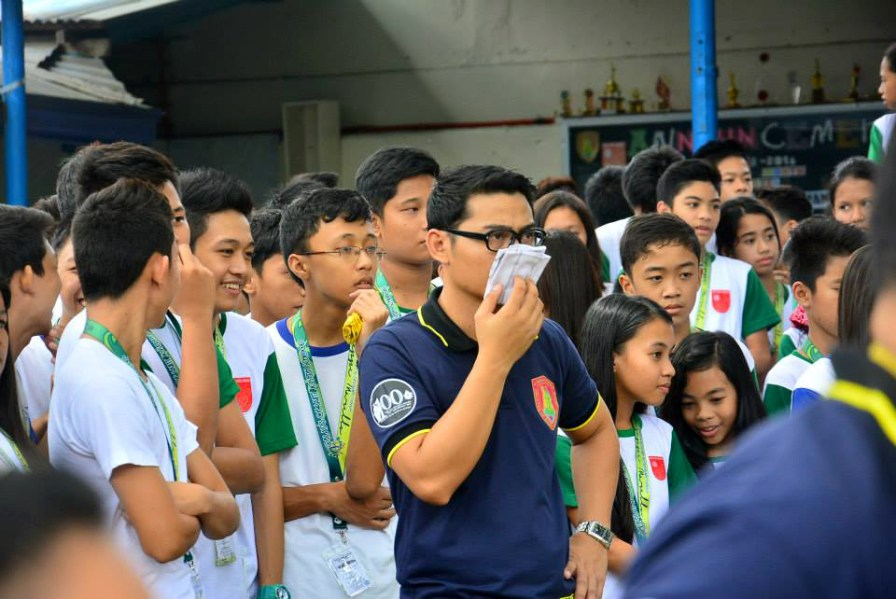ibaan batangas saint james academy the big one earthquake drill mayor danny toreja iba ang ibaan 16