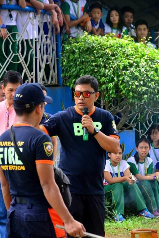 ibaan batangas saint james academy the big one earthquake drill mayor danny toreja iba ang ibaan 27