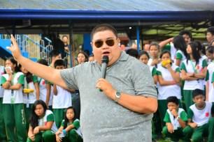 ibaan batangas saint james academy the big one earthquake drill mayor danny toreja iba ang ibaan 31