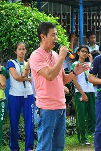 ibaan batangas saint james academy the big one earthquake drill mayor danny toreja iba ang ibaan 33