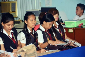 university of batangas college of business and accountancy workplace ethics mayor danny toreja jess briones ibaan batangas 16