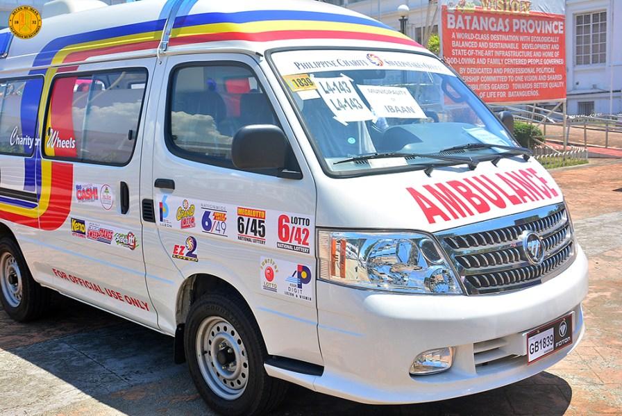 ambulance ibaan batangas mayor danny toreja 5