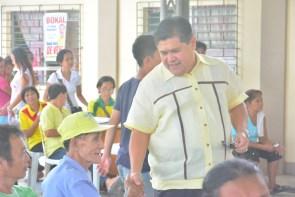 """Mayor Juan """"Danny"""" Toreja patuloy na inihahatid ang tapat at serbisyong totoo sa mga mamamayan ng Ibaan."""
