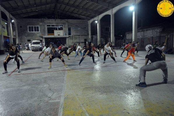 free ibaan batangas zumba class mayor danny toreja 10