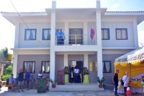 mayor danny toreja inauguration of pangao barangay hall ibaan batangas 1