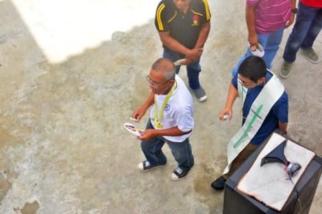 mayor danny toreja inauguration of pangao barangay hall ibaan batangas 12