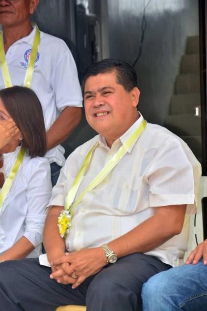 mayor danny toreja inauguration of pangao barangay hall ibaan batangas 19