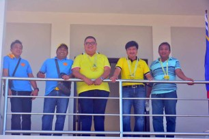 mayor danny toreja inauguration of pangao barangay hall ibaan batangas 2